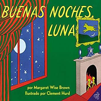 Buenas noches luna   Audiolibros para niños   Letras y Latte