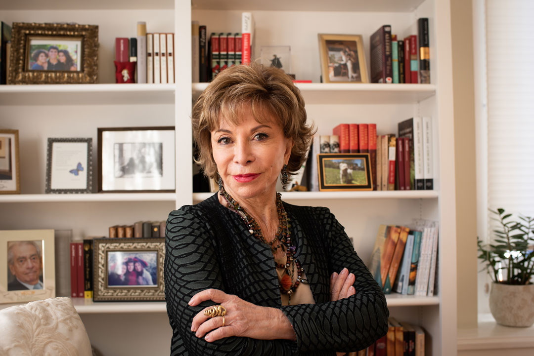 Isabel Allende y sus libros más populares