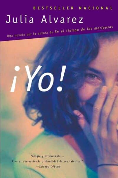 El libro Yo de la autora Julia Álvarez