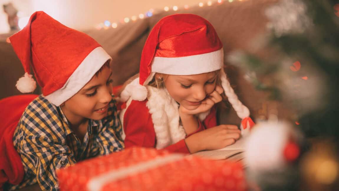 Los mejores cuentos de Navidad en español para niños