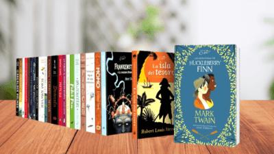 Colección clásicos Alfaguara: historias ilustradas para jóvenes lectores